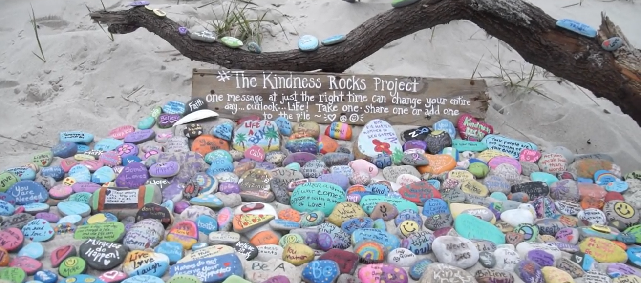 Kindness Rocks Project